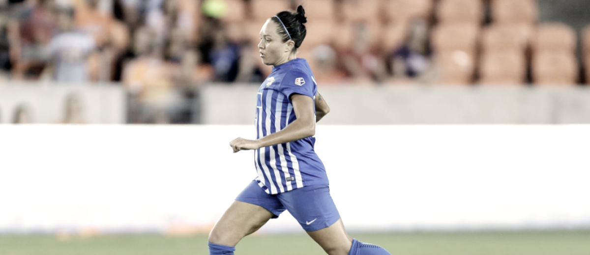 Kyah Simon returns to NWSL