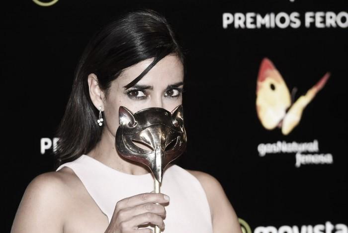 Triunfo de 'La Novia' en los Premios Feroz