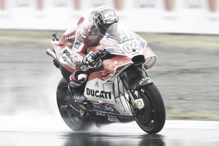 MotoGP - Marquez e Dovizioso si dividono il venerdì di Motegi