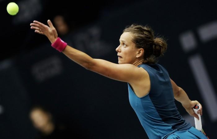 WTA Linz - Avanzano Rybarikova e Strycova