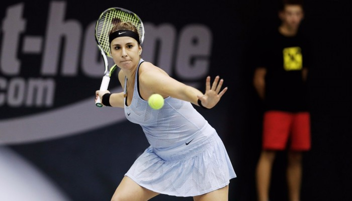 WTA Linz - Vince ancora la Bencic, Strycova in due