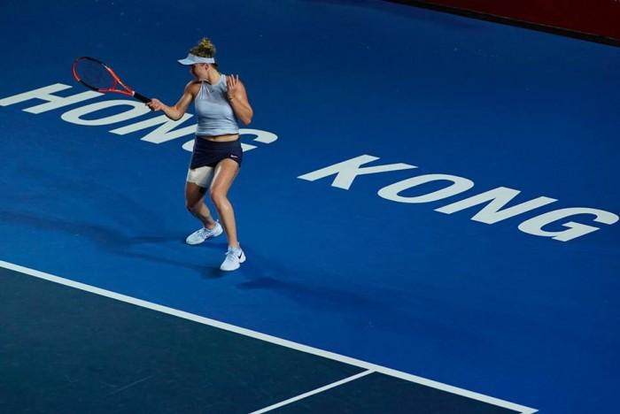 WTA Hong Kong - Si ritirano Svitolina e Wozniacki