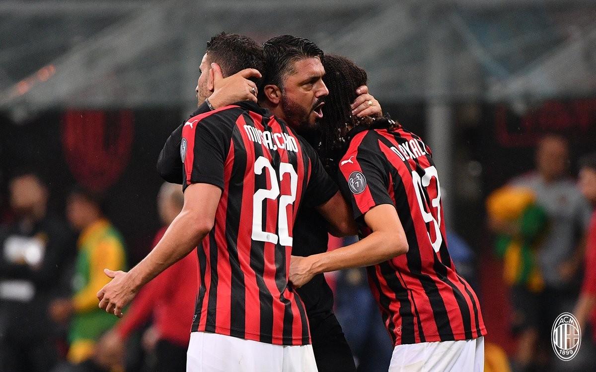 Il ruggito del Milan