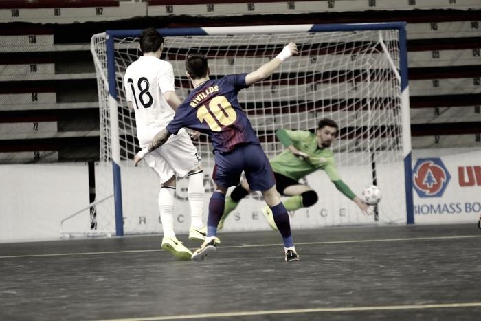 Barcelona Lassa y Movistar Inter estarán en la Ronda Élite