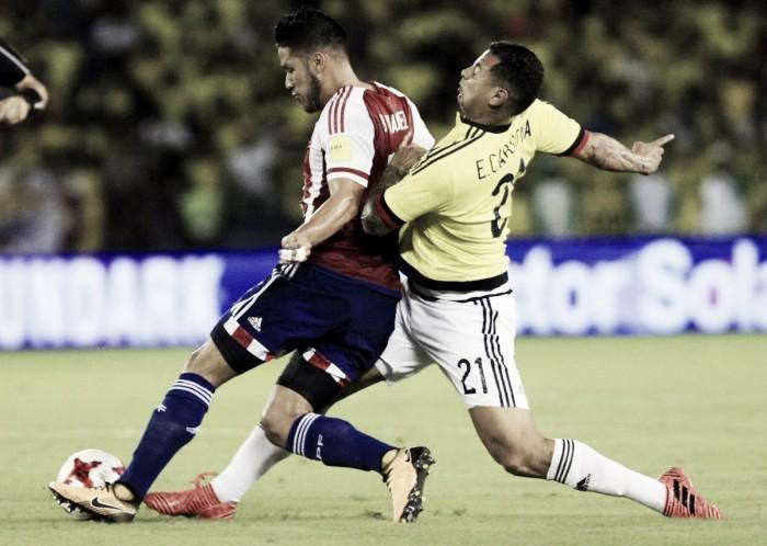 Le patearon el tablero a Colombia