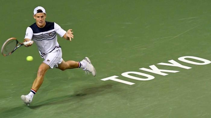 ATP Tokyo - Goffin batte Gasquet, facile Cilic, vola Schwartzman