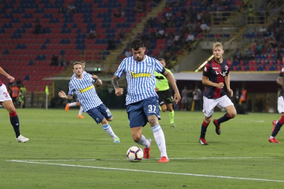 Bologna: ripresa in vista del Frosinone, differenziato per Santander