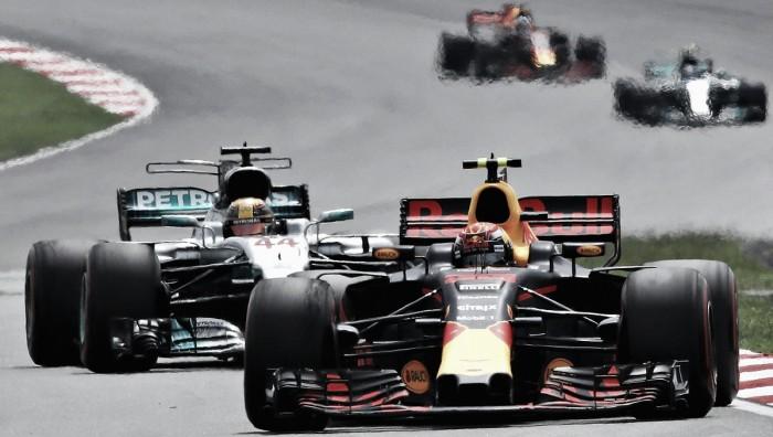 Verstappen aprovecha los problemas de Mercedes