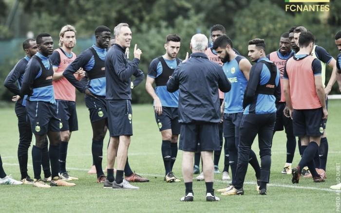 """Ranieri: """"Il Leicester è il passato, col Nantes c'è ancora qualcosa da migliorare"""""""