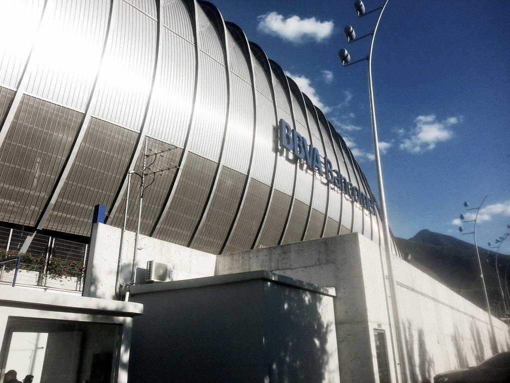 El Estadio BBVA, todo un imán de Finales