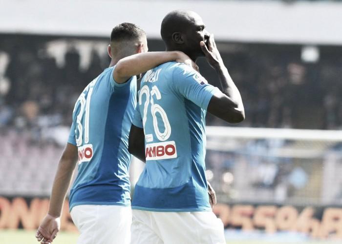 """Napoli, senti Koulibaly: """"Crediamo allo scudetto, ma bisogna pensare prima alla Roma"""""""
