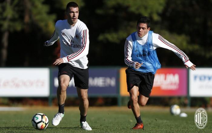 Milan, si ferma Mateo Musacchio: derby a rischio