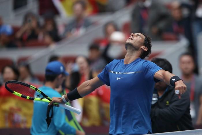 ATP Pechino - Nadal sfida Dimitrov, Kyrgios opposto a Zverev