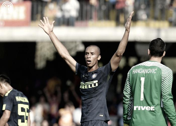 El Inter gana a Benevento y la tercera plaza