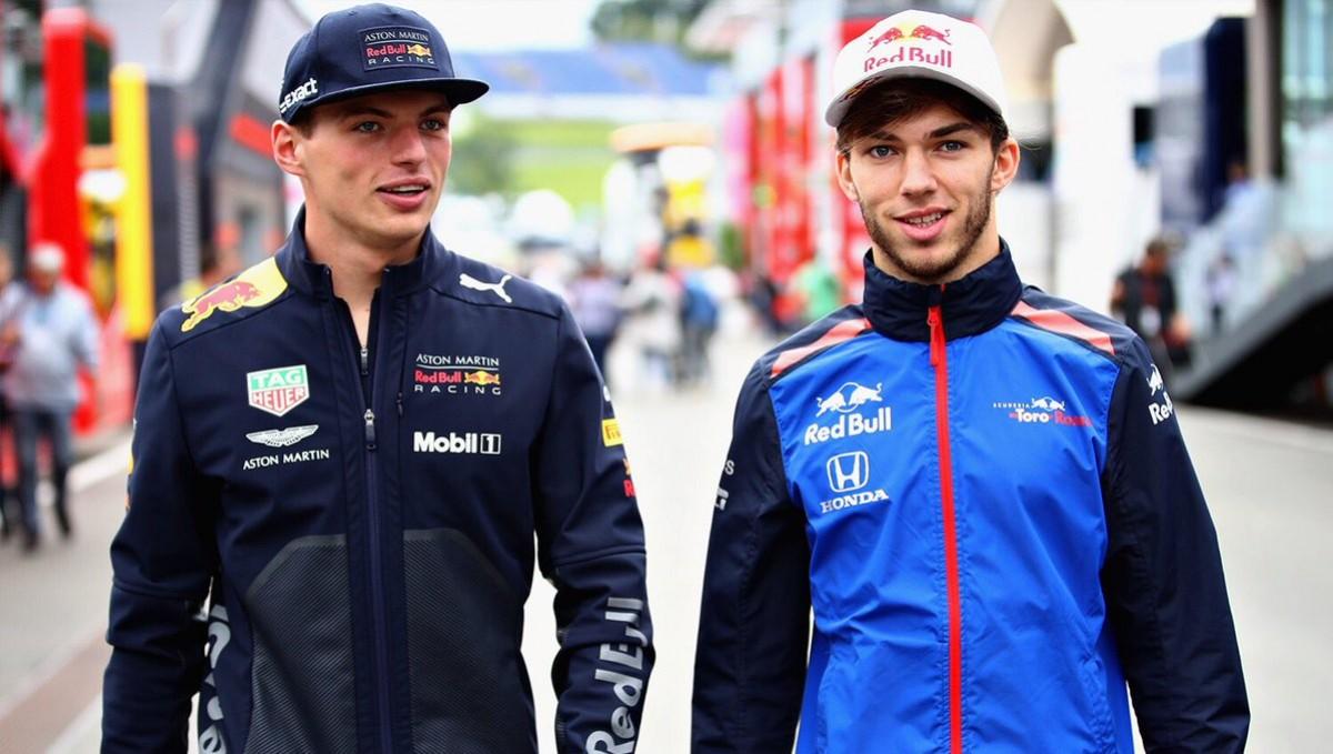 Formula 1 - UFFICIALE: Gasly nuovo pilota Red Bull dal 2019