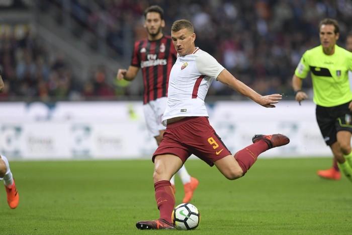 Serie A: il Milan perde ancora, Dzeko e Florenzi mettono Montella alla porta (0-2)