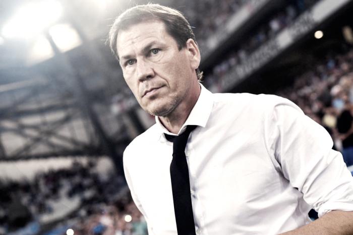 Rudi Garcia enaltece capacidade de reação do Olympique de Marseille após virada contra o Nice