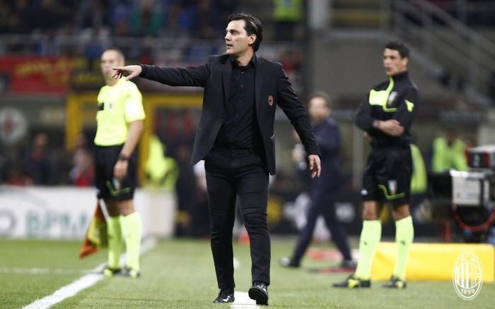 Milan, Montella convocato nuovamente in sede: i dettagli