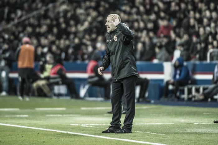 """Leonardo Jardim explica time reserva após eliminação diante do PSG: """"Jogamos a cada três dias"""""""