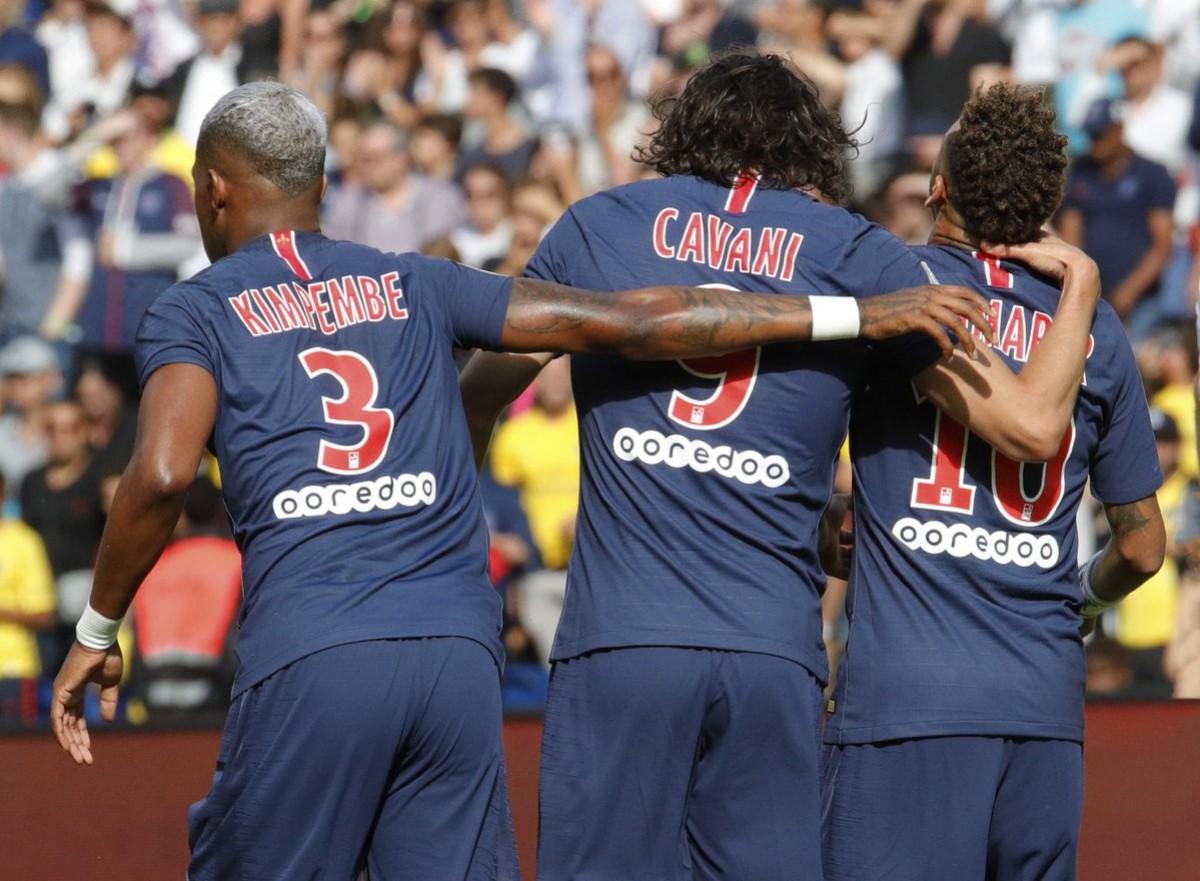 Ligue 1 del sabato: bene PSG e Tolosa, crollo verticale del Nizza