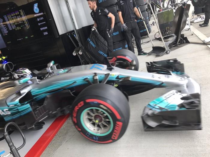 F1, GP Giappone - Nelle FP3 Vettel insegue le Mercedes