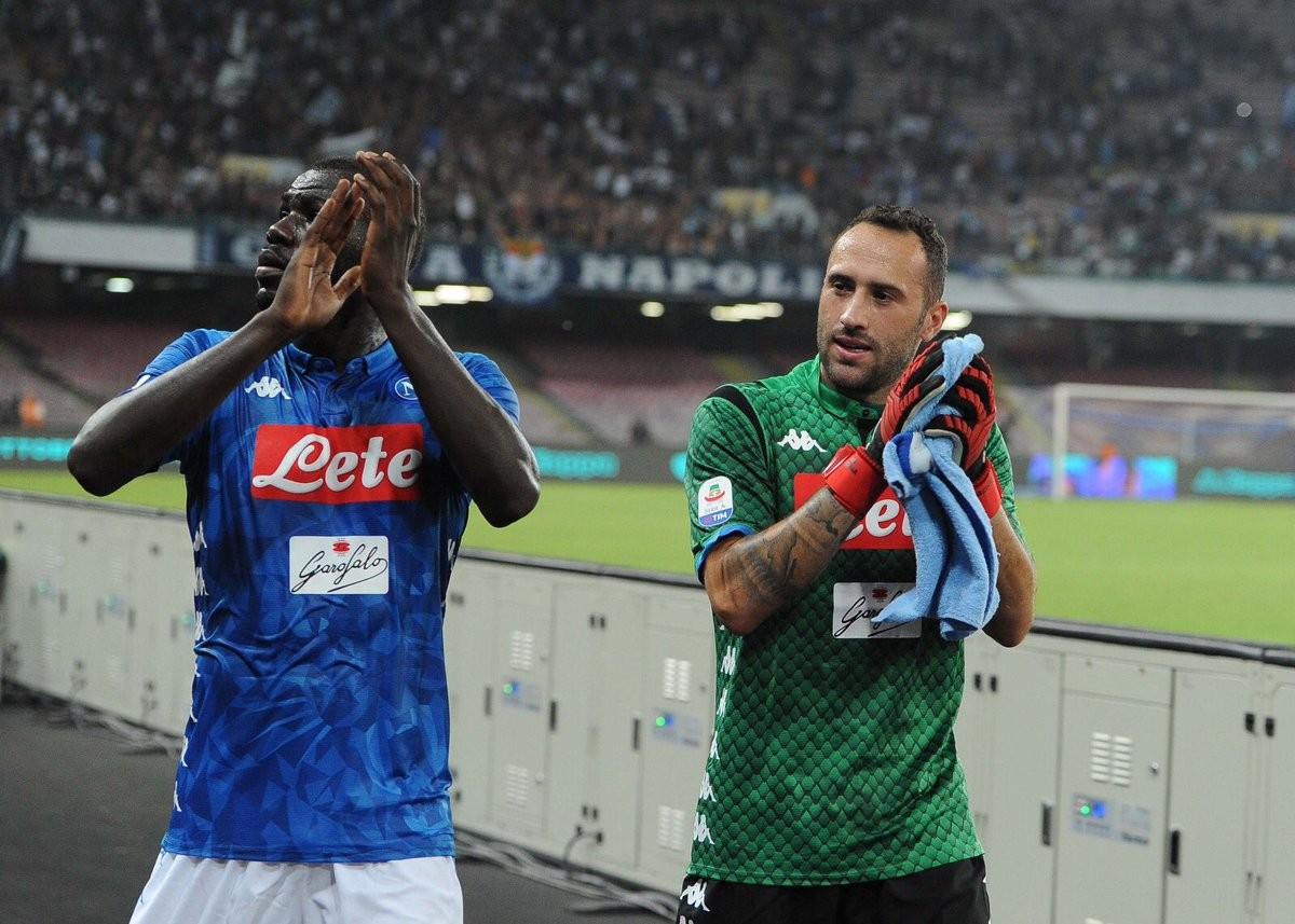 """Napoli - Koulibaly: """"Possiamo arrivare lontano, peccato i due goal presi"""""""