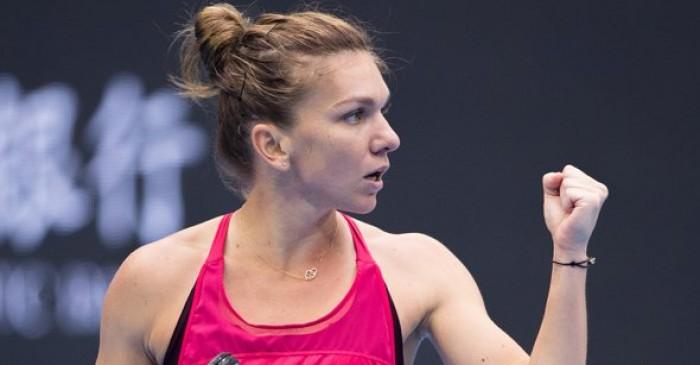 WTA Pechino - Halep vince ed è n.1, finale con la Garcia