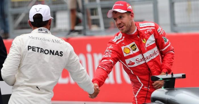 F1, GP Giappone - Gara a voi due, Lewis e Seb