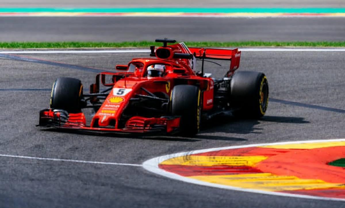 F1 - Le pagelline di Spa