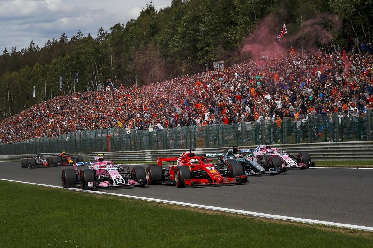 Formula 1 - Vettel suona la quinta aspettando l'inferno Rosso