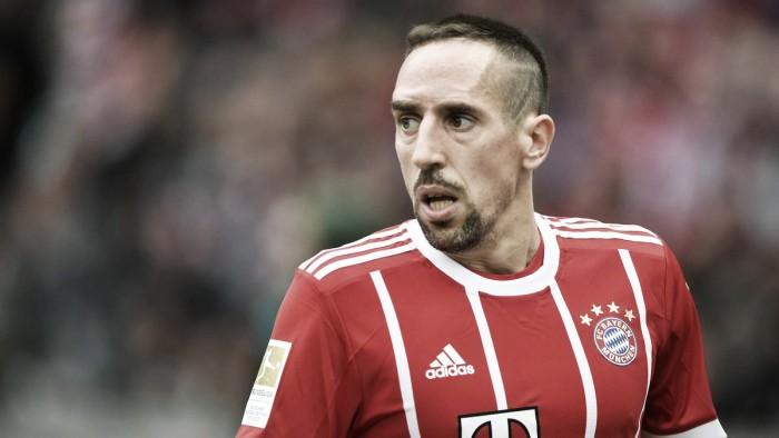Bundesliga - Tegola Bayern: Ribery si rompe il crociato