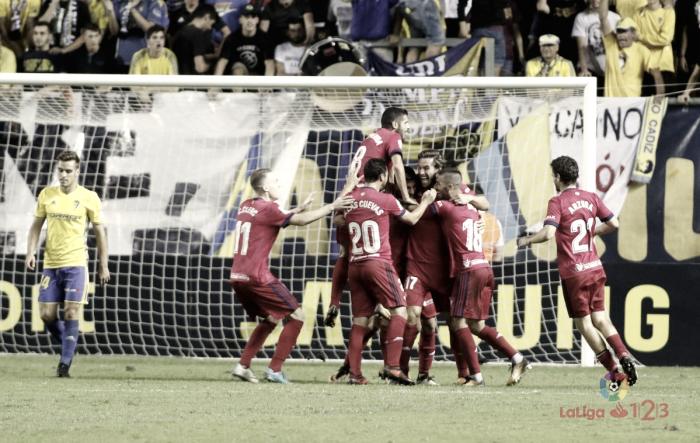 Cádiz CF - Osasuna: puntuaciones del Cádiz, jornada 8 de LaLiga 1 2 3