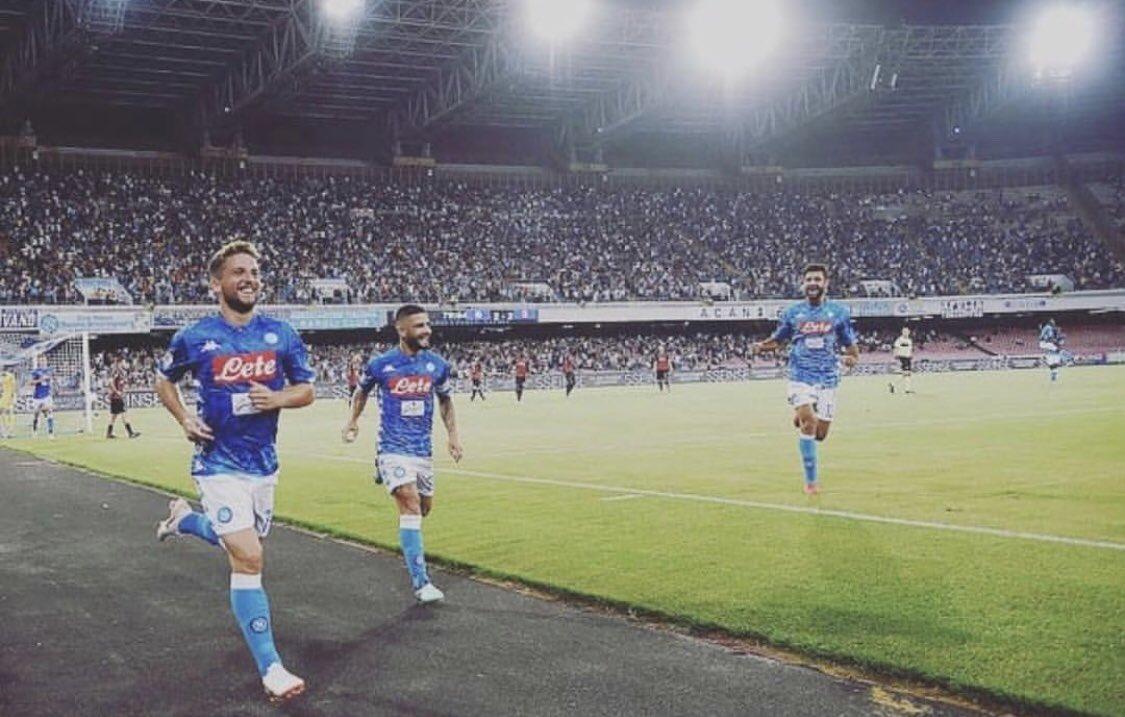 Napoli: scalpita Meret, Younes e Ghoulam verso il ritorno. Mertens carica l'ambiente