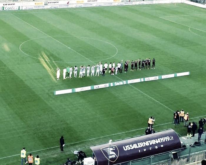 La Salernitana spinge ma non sfonda: 0-0 all'Arechi contro un arcigno Ascoli