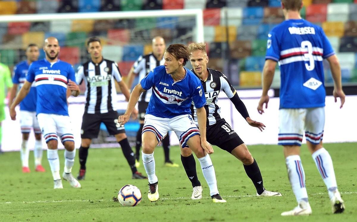 Sampdoria, più di un cambio in vista del Napoli