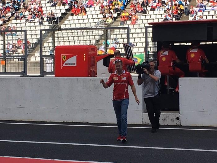 F1 - La power unit di Vettel riammessa per il Texas