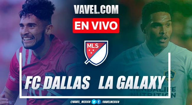 Resumen y goles: FC Dallas 4-0 LA Galaxy en MLS 2021
