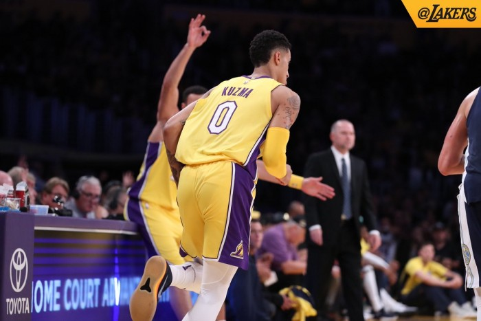 NBA, Ball a corrente alternata. Ma i Lakers si godono Kyle Kuzma