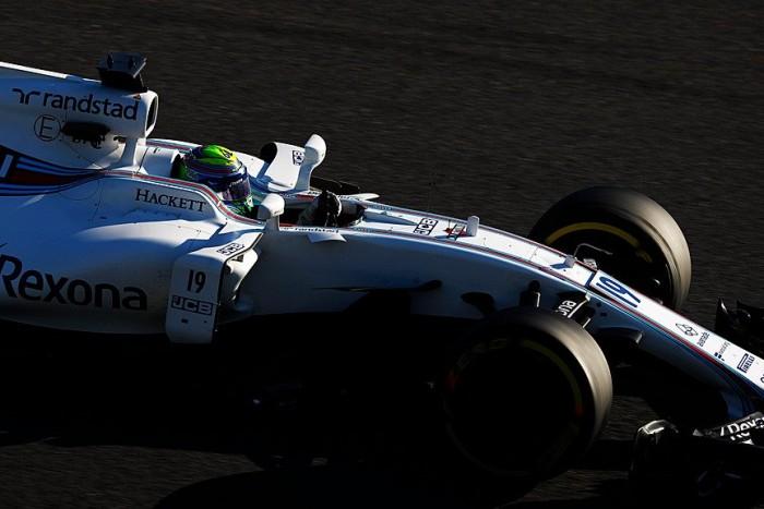 "F1- Felipe Massa: ""Williams tienimi"""
