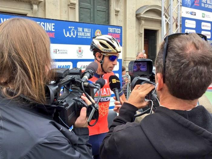 Ciclismo, Tre Valli Varesina: vince Geniez in volata su Pinot e Nibali