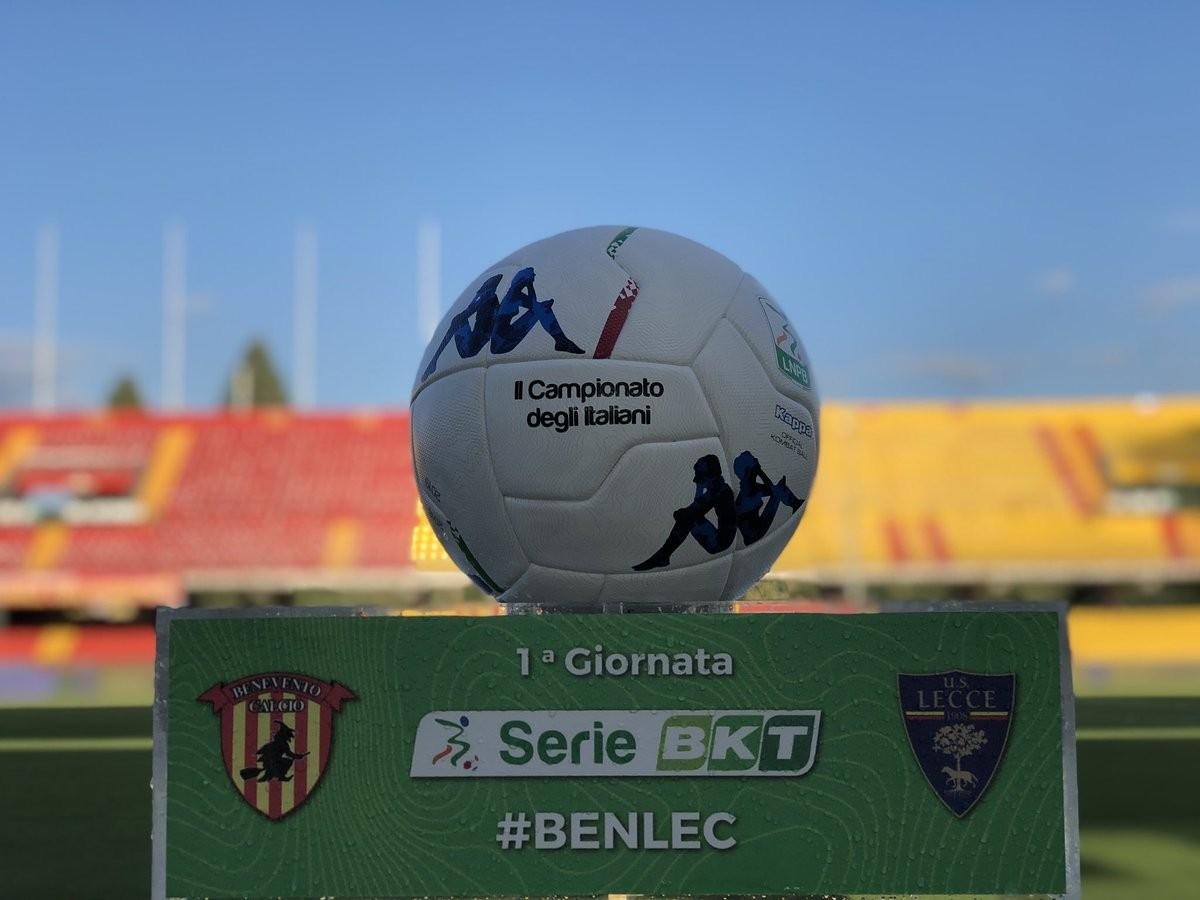 Serie B - Gol e spettacolo al Vigorito: 3-3 tra Benevento e Lecce