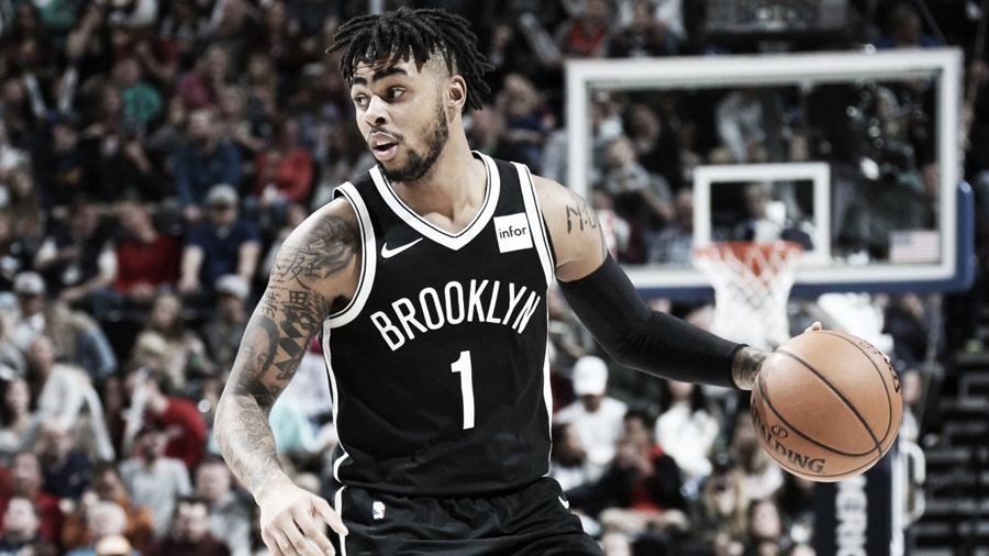 Warriors acerta com Brooklyn Nets e garantem armador D'Angelo Russell
