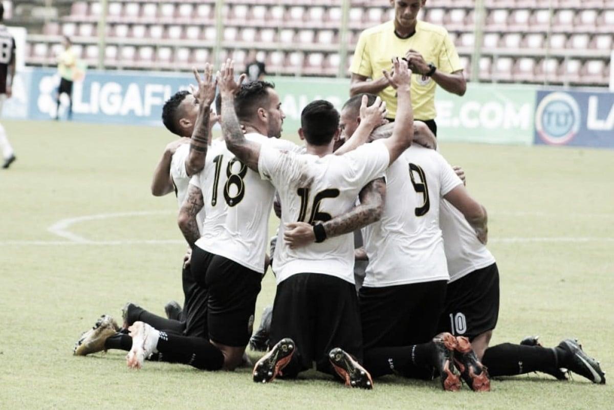 Deportivo Táchira sigue apuntando a lo más alto
