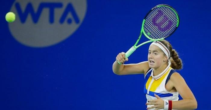 WTA Pechino - Ostapenko e Garcia al terzo turno