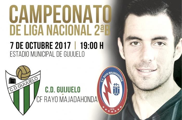 CD Guijuelo - Rayo Majadahonda: los chacineros quieren acabar con la buena racha de los madrileños