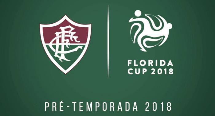 Fluminense anuncia pré-temporada nos Estados Unidos e participação na Florida Cup