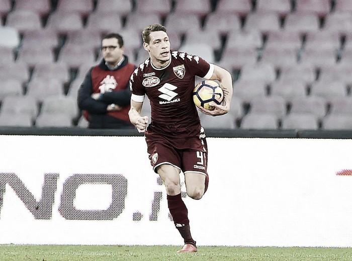 Torino, ecco Belotti: visita superata, torna ad allenarsi