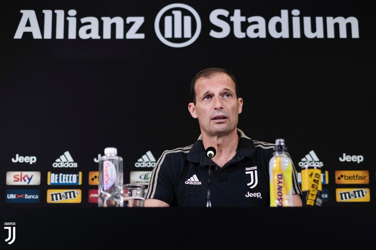 Juventus: le parole di mister Allegri in vista del match contro la Lazio