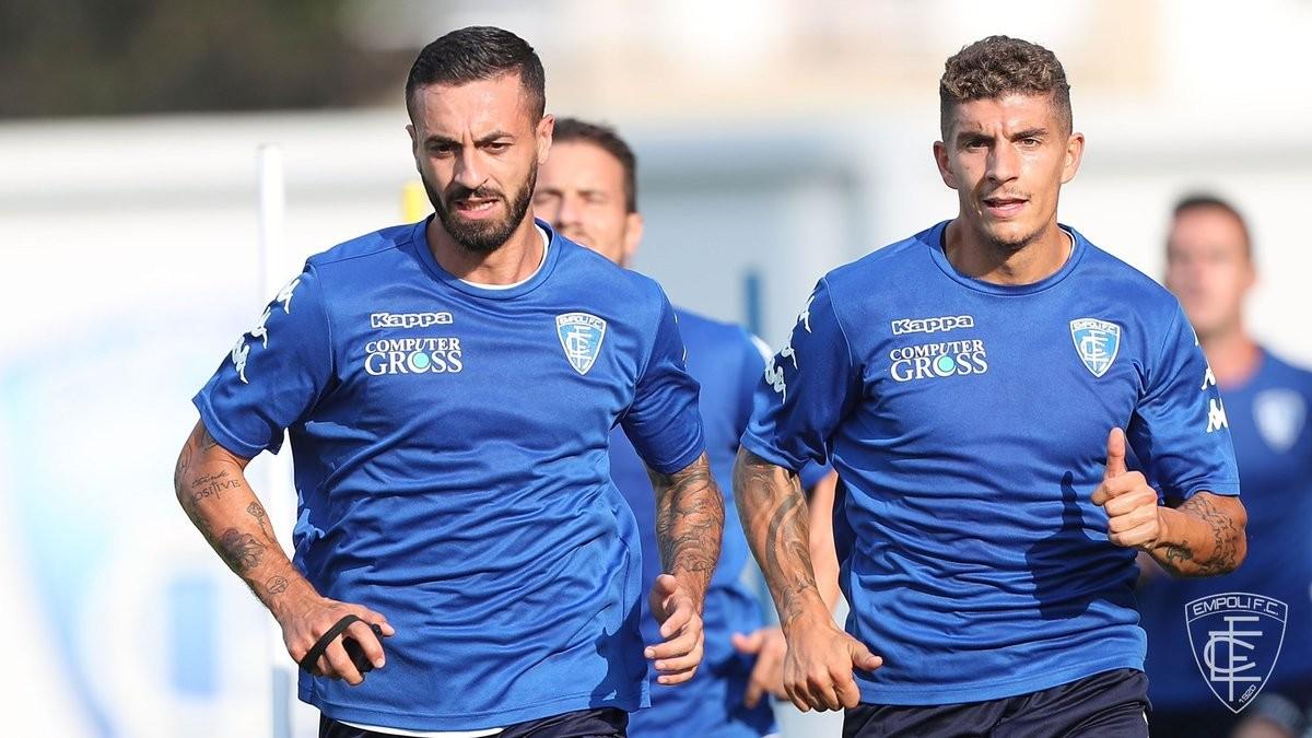Empoli: subito sfida-verità contro il Chievo Verona, dubbi in avanti per Andreazzoli