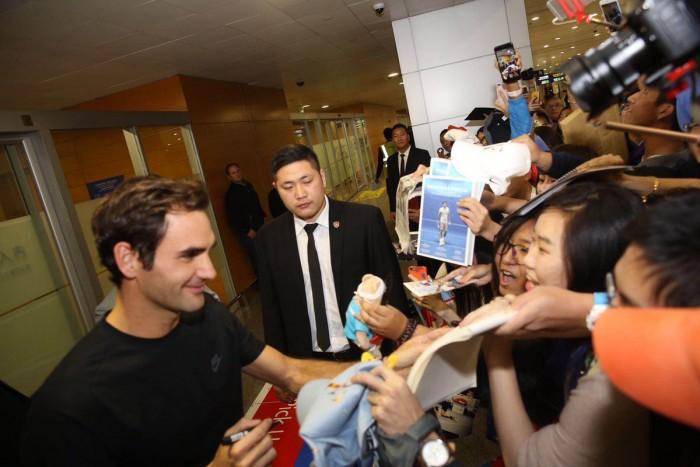 ATP Shanghai, il tabellone: la parte bassa, torna Federer